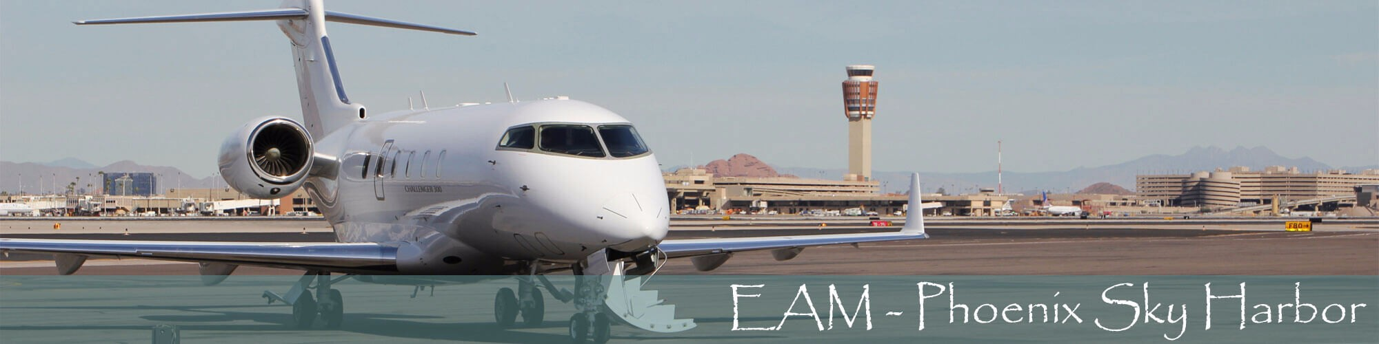 EAM-Phoenix-Sky-Harbor Jet Maintenance