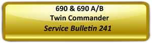 Twin Commander Service Bulletin 241