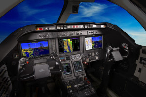 G5000-Flight-Deck,-Beechjet