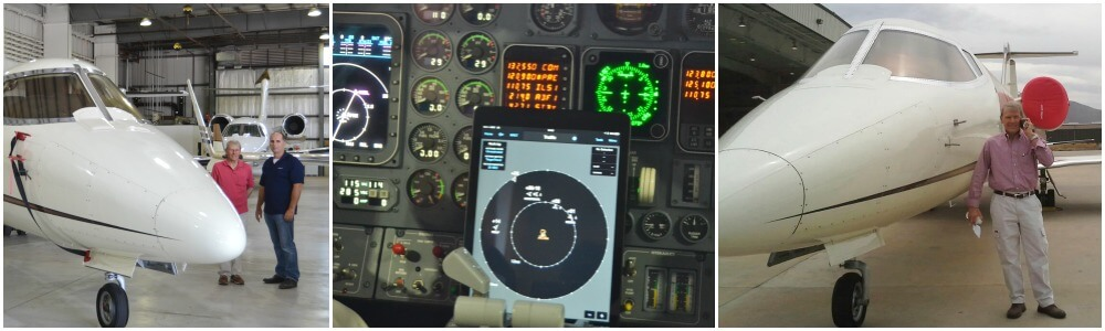 EAM Completes First Field Installation of Garmin GTX 3000 ADS-B Solution for Learjet 60 Aircraft