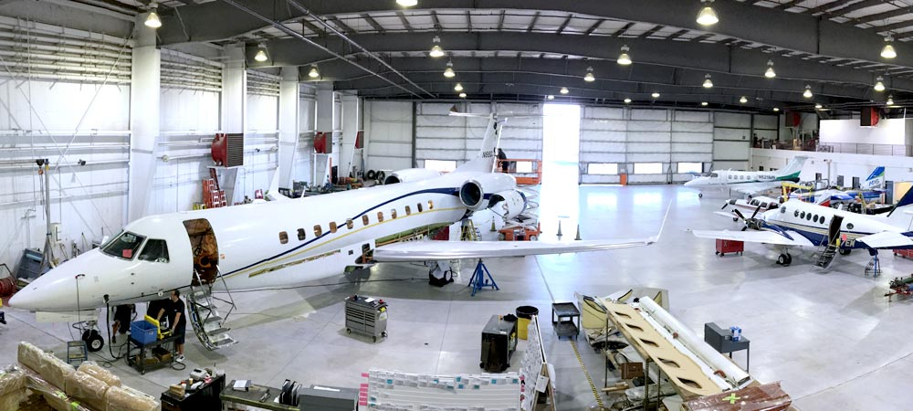 Executive Aircraft Maintenance Expands with New Location at Phoenix Sky Harbor.